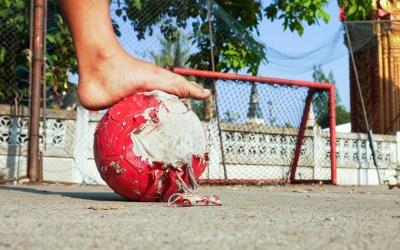 Pourquoi faire du foot de rue ?