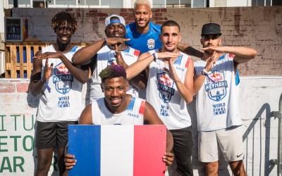 En route pour le Brésil avec le Red Bull Neymar Jr's Five !