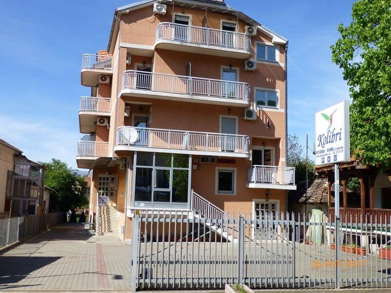 Apartmani Kolibri Sokobanja - Smeštaj u Sokobanji