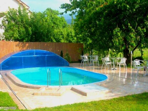 Smeštaj u Sokobanji sa bazenom Vila