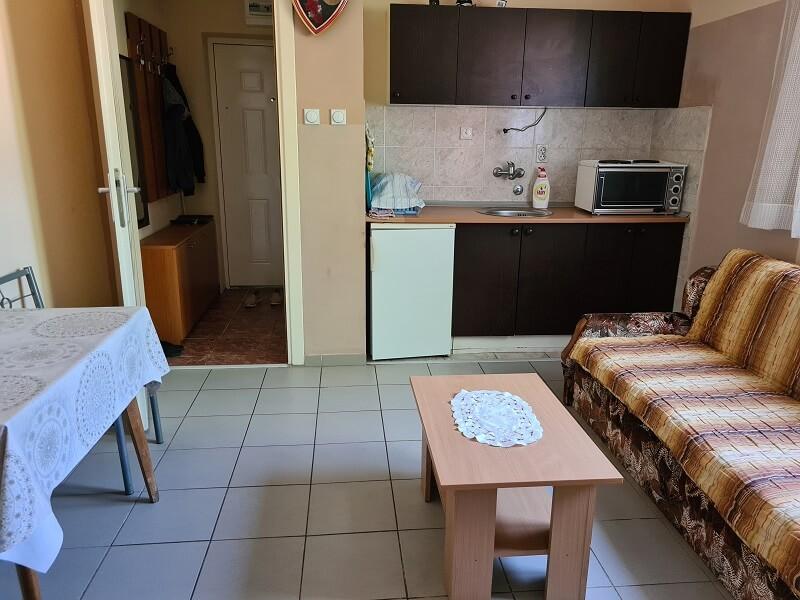Apartman Kuzmanović u centru Sokobanje - dnevna soba