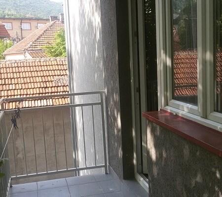 Apartman Kuzmanović u centru Sokobanje - terasa