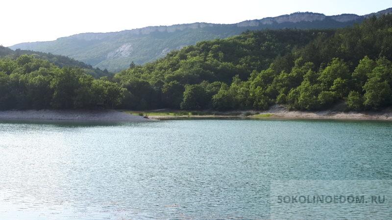 озеро Ново-Ульяновка
