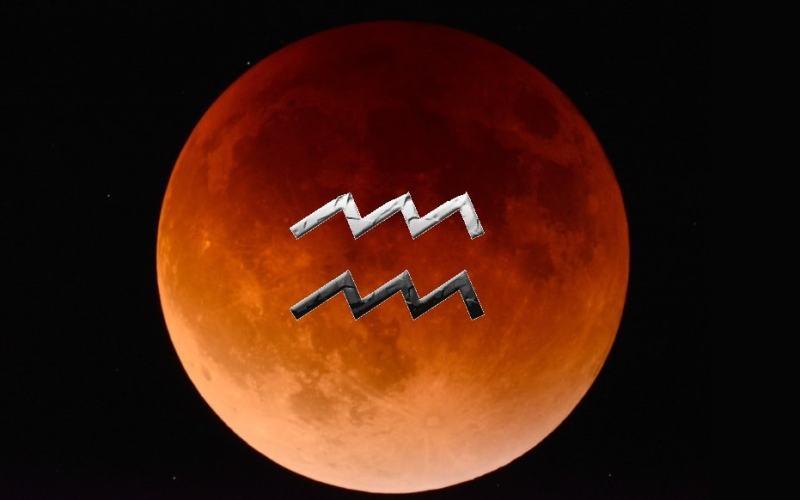 Открытие портала в Полное Лунное Затмение + Ритуал очищения
