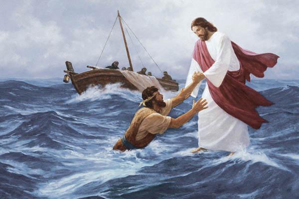 Иисус Христос - Добрый Пастырь