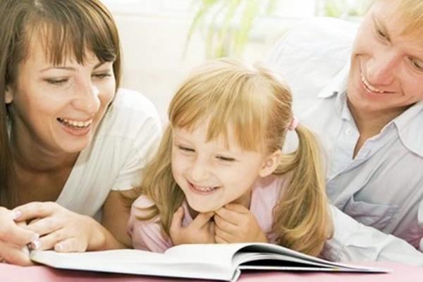 55 способов выражения любви к детям