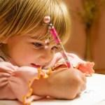 Письмо ребёнка родителям