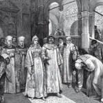 Василий Иоаннович и Елена Глинская