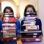 Книги разные нужны