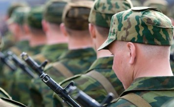 Первая молитва солдата