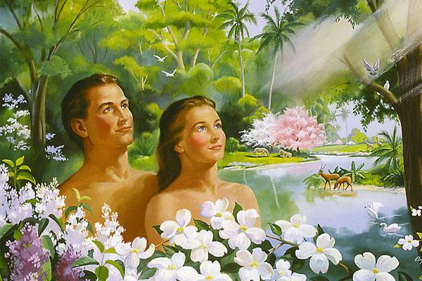 Почему Бог создал Еву из ребра Адама