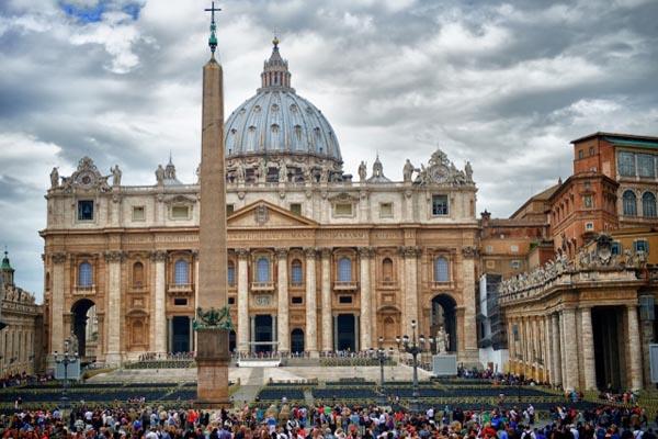Ватикан, собор Святого Петра