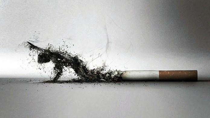 Стресс и никотин