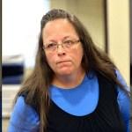 Ким Дэвис: «Я все взвесила и готова идти в тюрьму!»