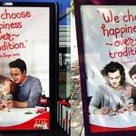 Реклама Coca-Cola с гей-семьей «захватила» Европу