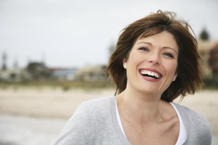 Женщина, которая счастлива