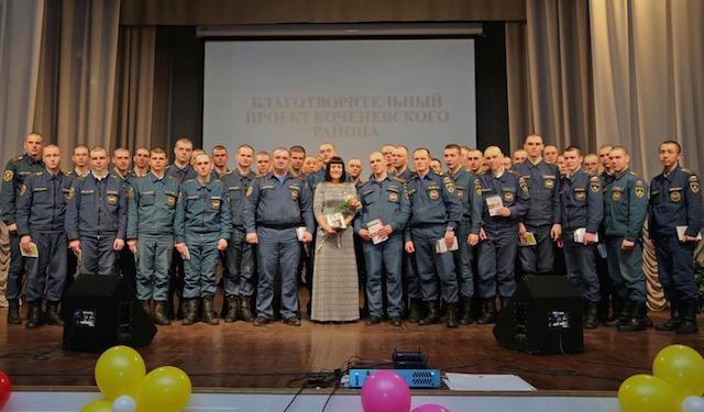 Благотворительные концерты с участием Светланы Маловой прошли в Новосибирске и области