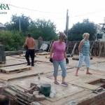 Адвентисты восстановили десять разрушенных домов на Донбассе