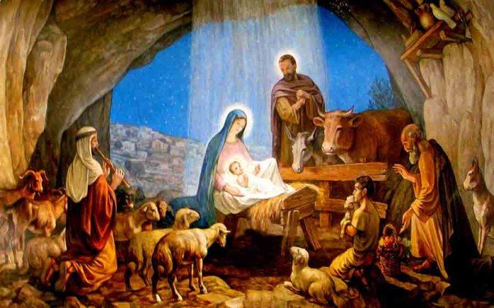 Как отметить День рождения Спасителя?