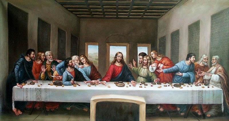 «Тайная вечеря» в творчестве художников эпохи Возрождения