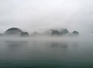Туман отступил