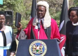 Верховным судьей Кении стал адвентист