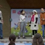 Праздник «Чудесных страничек» собрал в Йошкар-Оле более 140 детей