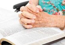 Молитва укрепляет здоровье пожилых людей