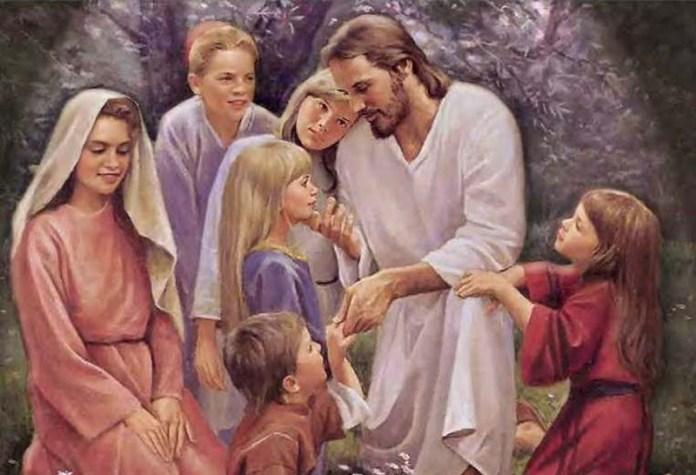 Иисус Христос: мужчина из стали и бархата