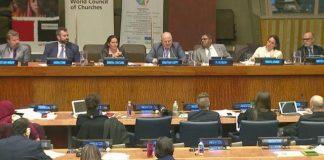 Президент ADRA обсуждал проблему вынужденных мигрантов на Симпозиуме Организации Объединенных Наций