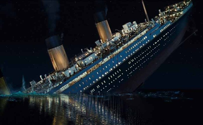 История, не вошедшая в фильм «Титаник»