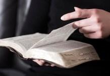 Не голливудская Библия
