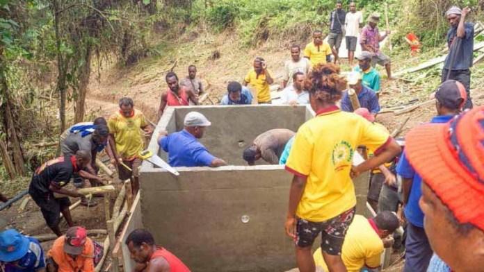 Рост церкви в Папуа — Новая Гвинея