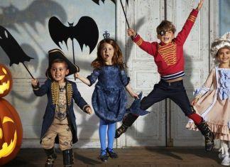 Тыква, ведьма… Детский праздник!