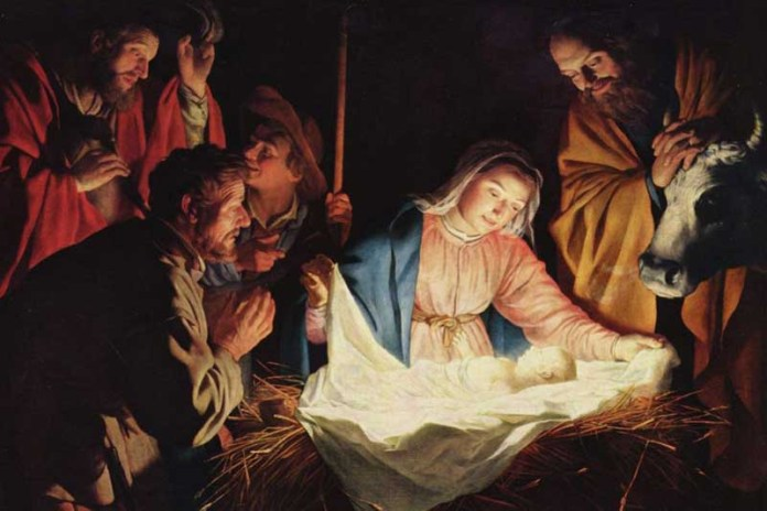 Чему радоваться в Рождество?