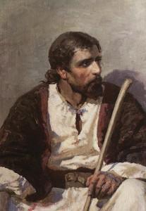 Христос - Василий Поленов