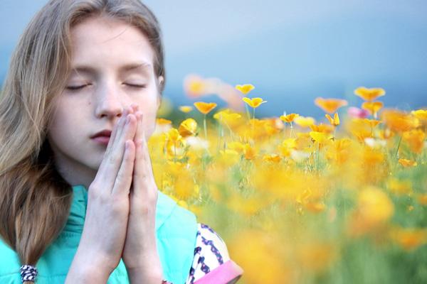 Молитвы Богу