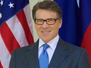 Рик Перри, губернатор от штата Техас