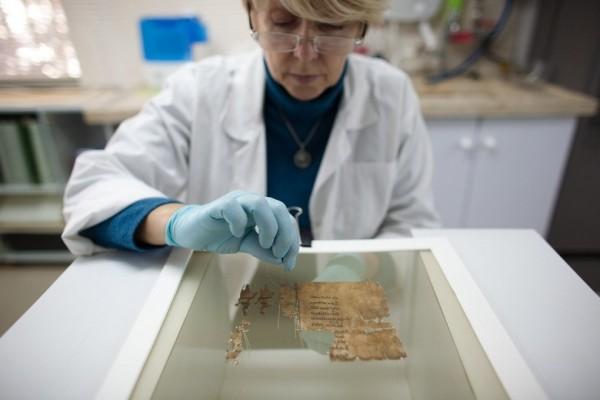 Кумранские рукописи