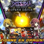 - 攻略動画 - Dissidia Final Fantasy: Opera Omnia | ZIDANE EX DRAWS!