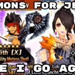 - 攻略動画 - Summons for Jecht EX Weapon – [DFFOO] – Dissidia Final Fantasy: Opera Omnia