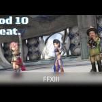 - 攻略動画 - 【DFFOO JP】Feod 10 Chaos Lv 180