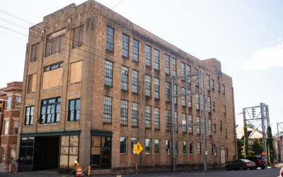 We Are in Contract to Purchase a Building!
