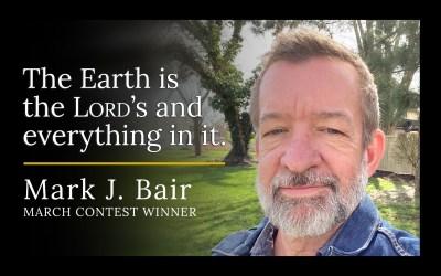 Winning Essay: Tastes of Glory by Mark Bair – March Writing Contest