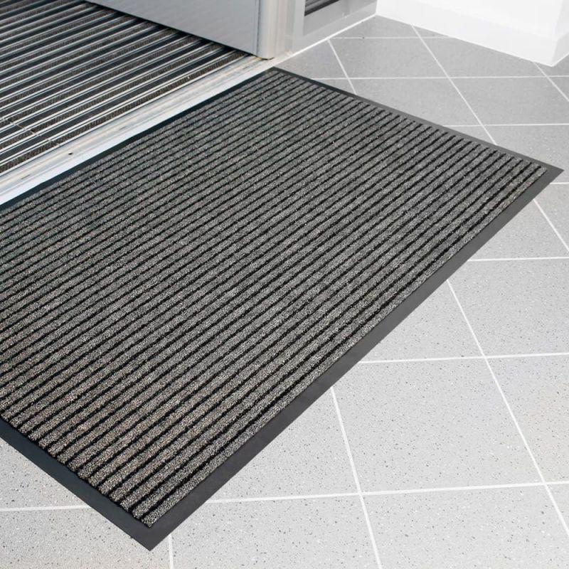 tapis d entree absorbant et grattant tapis d accueil polyvalent