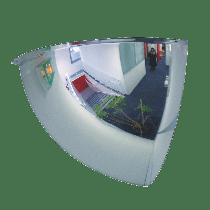 miroir d angle panoramique 1 8 sphere vision 90