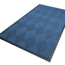 tapis d entree ultra absorbant motifs diamant