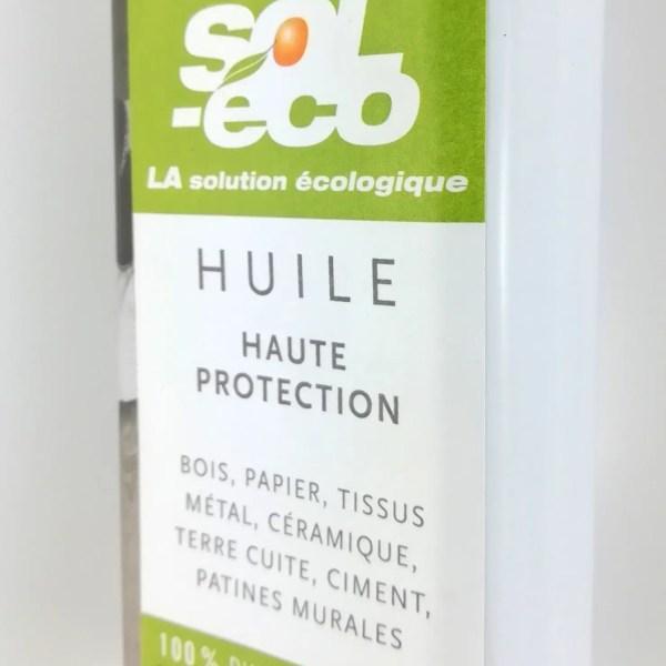 Bidon d'huile haute protection 1/4 de litre