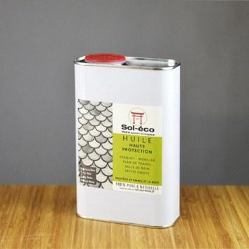 Huile pour bois haute protection 1 litre