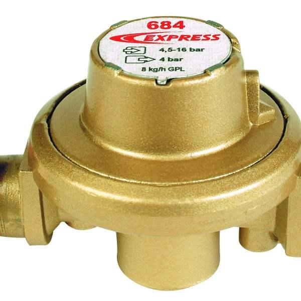 Détendeur gaz propane 4 bar
